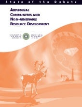 Aboriginal Communities and Non-rene...