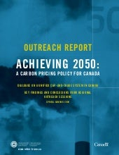 Achieving 2050: A Carbon Pricing Po...