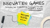 Innovation Games to Inspire Your Team