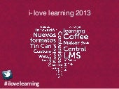 I love learning 2013 [Es]