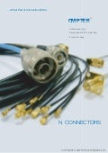 N type connector Catalog