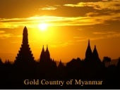 Beauty of Myanmar (Burma)