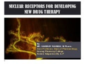 Nuclear receptors as target of new ...