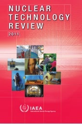 Nuclear technology review for 2011