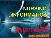 Nursing informatics 2011