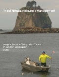 Tribal Natural Resources Management 2016