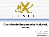 Nx Level   Mercadeo Sesion 71 Rev.