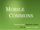 NYC.rb Legislative Lookup