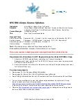 Nycrin I-Corps course syllabus Sept 2014