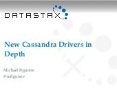 NYC* Tech Day - New Cassandra Drive...