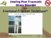PTSD & EFT Research