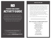 NYT Product Discovery Activity Guide