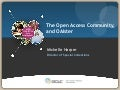 The Open Access Community, and OAIster