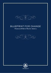 Blueprint for Change: Obama\'s plan...