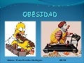 Obesidad presentacion en power point