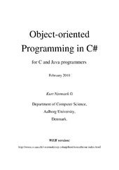 Object oriented-programming-in-c-sharp