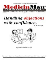 Handling Objections Confidently