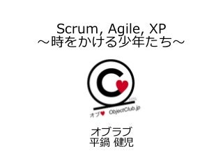 Scrum, Agile, XP, at Community Lightning Talks at Developers Summit 2013 from Oblove