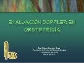 Obstetric Doppler