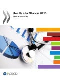OCDE_Health at a glance 2013