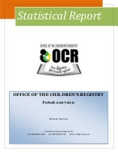 Office of the Children's Registry S...
