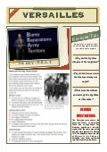 Treaty of Versailles Revision booklet