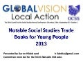 Notable Trade Books in Social Studies 2013