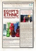 Newsletter of Egypt Tourism - October 2011
