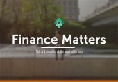 Finance Matters - Who We Are