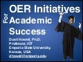 OCWC Global Conference 2013: OER Initiatives For Academic Success