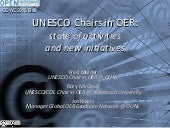 OCWC Global Conference 2013: UNESCO...