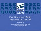 ODEP -  A Partnership That Works Fr...