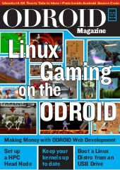 Odroid Magazine March 2014