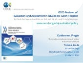 OECD Reviews of Evaluation and Asse...