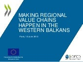 Making regional value chains happen...