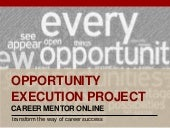 Opportunity Execution Project - Car...