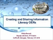 Creating and Sharing Information Li...