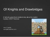 Of knights-and-drawbridges-nat-behaviour
