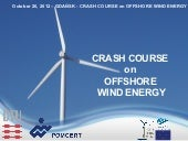 Crash Course on Offshore Wind Energ...
