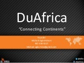 Official Duafrica Powerpoint