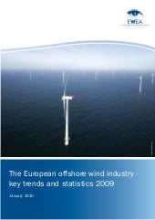 The European offshore wind industry...