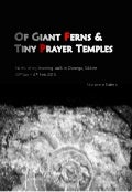 Of giant ferns and tiny prayer temples - Marianne Esders