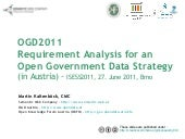 OGD2011 Requirements Analysis of an...