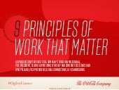 9 Principles of Work That Matters at #CannesLions / #OgilvyCannes