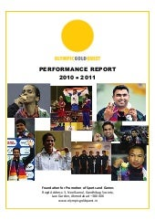 OGQ Performance Report 2010-11