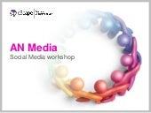 Social Media workshop for A&N Media