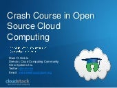 Ohio LinuxFest:  Crash Course in Op...