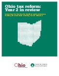 Ohio Tax Refrom   Year 2 In Review