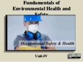Fundamentals of Environmental Healt...
