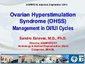 OHSS Management in OI/IUI Cycles